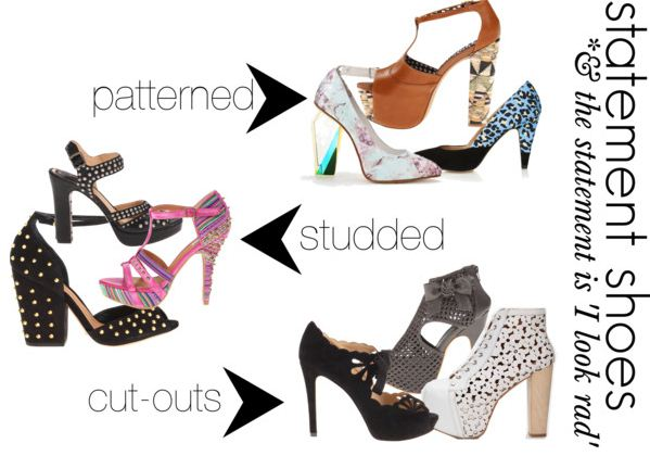 Need it Now: Statement Shoes
