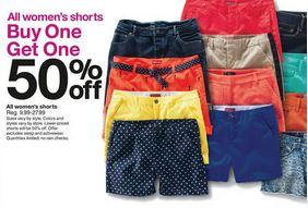 Target Shorts Ad