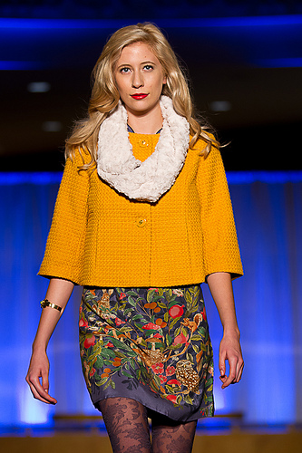 Fall Into Fashion 3 - Runway - Photo via ALIVE Magazine