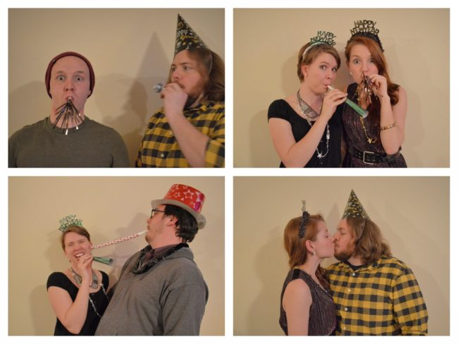 Helllllllllo, 2014! | New Year's Eve at the Loft