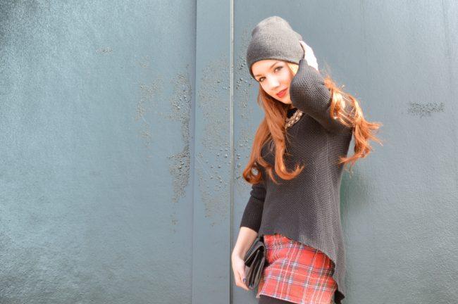 Throwback Thursday's Trash or Treasure: The Red Mini-Skirt