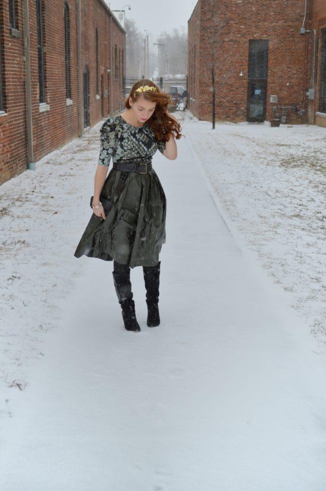 Julia Ann, Queen of the Snow Globe