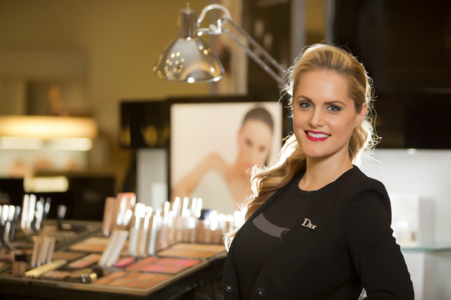 Beauty Tips from Dior's Amy Koehler | Giveaway: Win $150+ in Dior Beauty Products!
