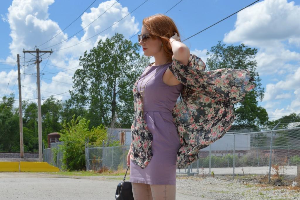 Pitaya - Floral Kimono - (4)