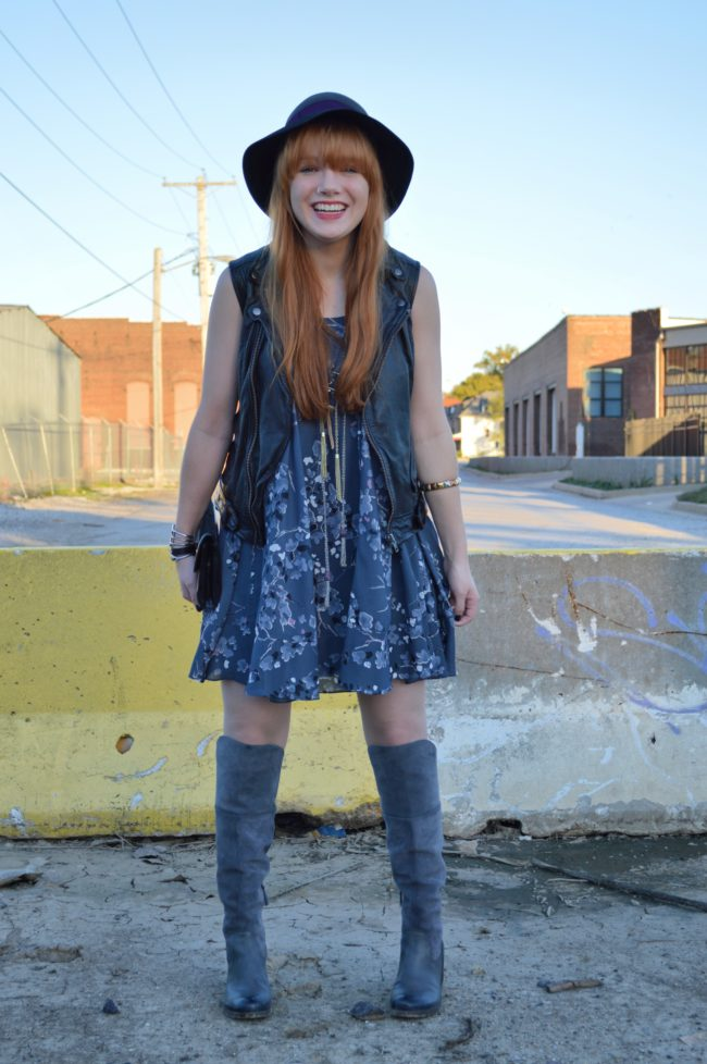 Dear Sweet, New Naya Boots | Coffee with Naturalizer