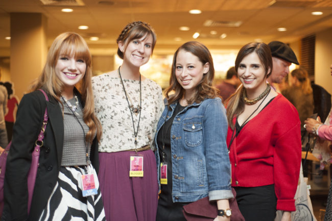 WHAT / WEAR | STLFW VIP Blogger's Lounge