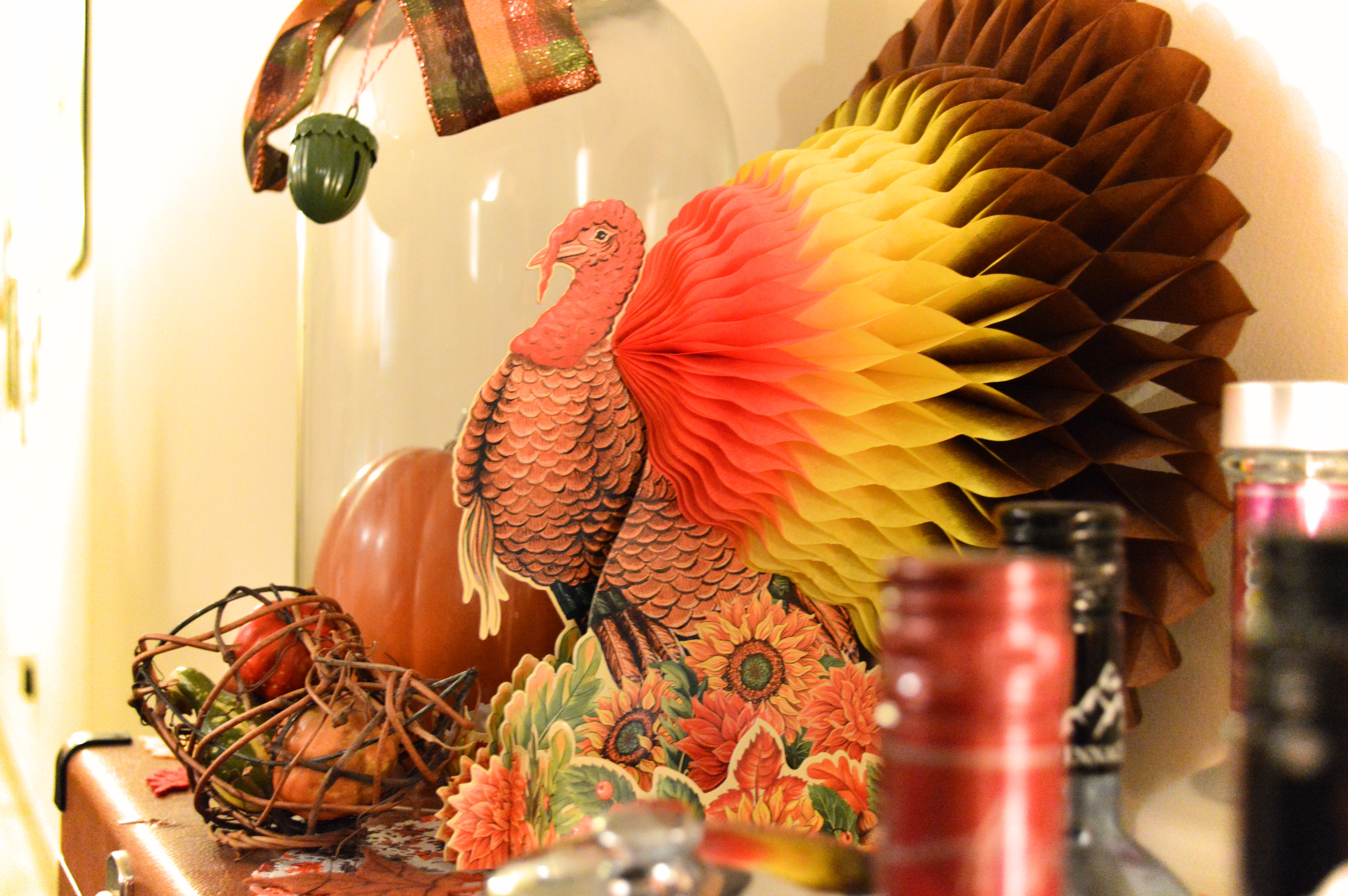 Easy Thanksgiving Decorations (5) ...