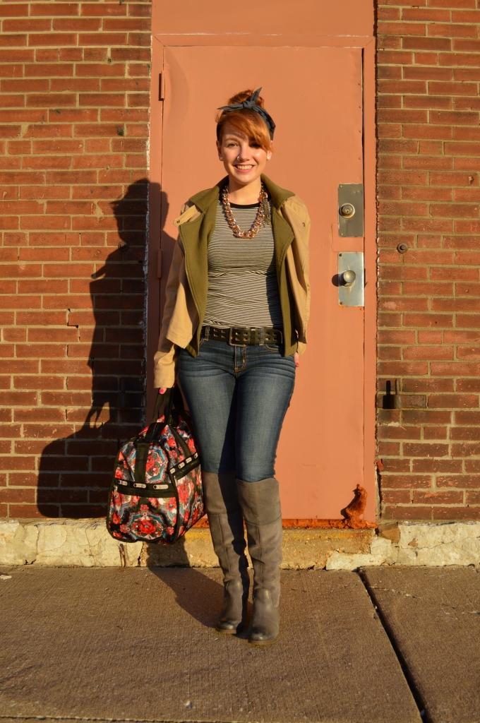 LeSportSac Travel Style - Weekender Bag (1)