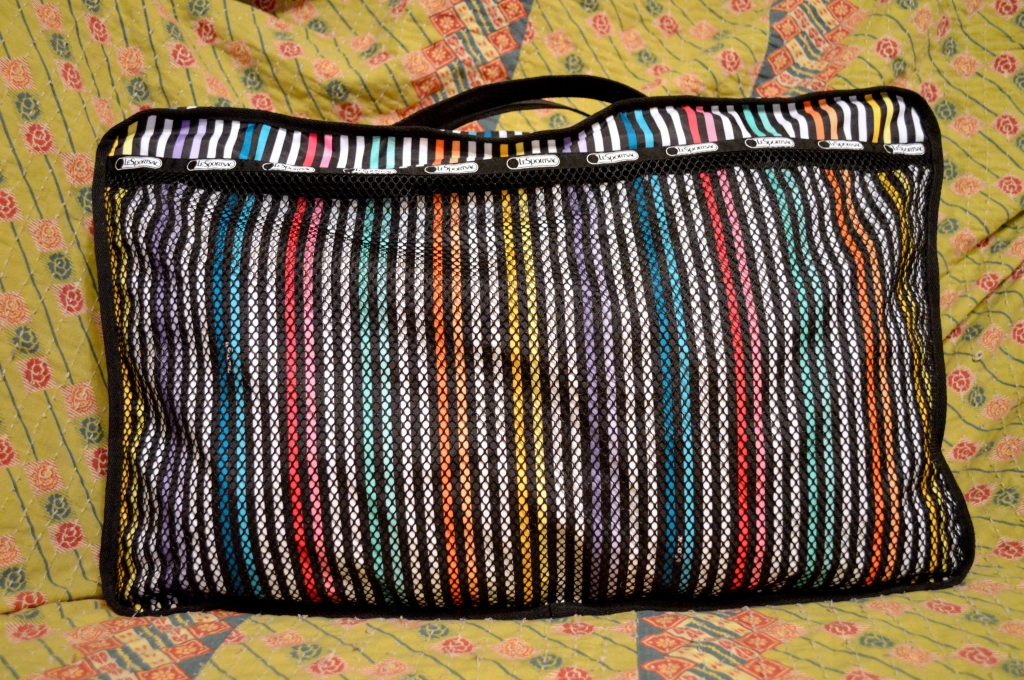 LeSportSac Travel Style - Weekender Bag (10)