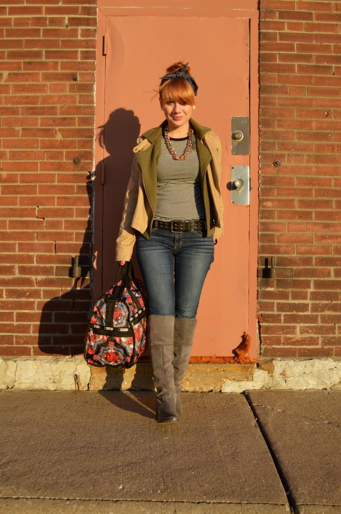 LeSportSac Travel Style - Weekender Bag (2)