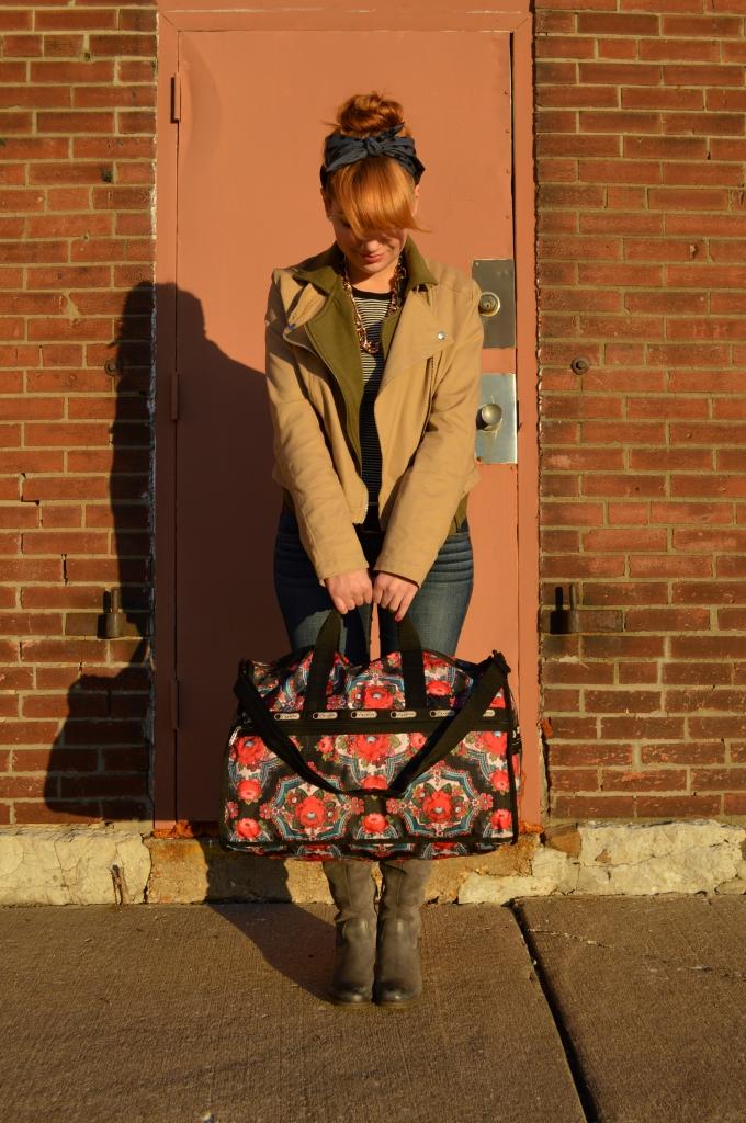 LeSportSac Travel Style - Weekender Bag (4)