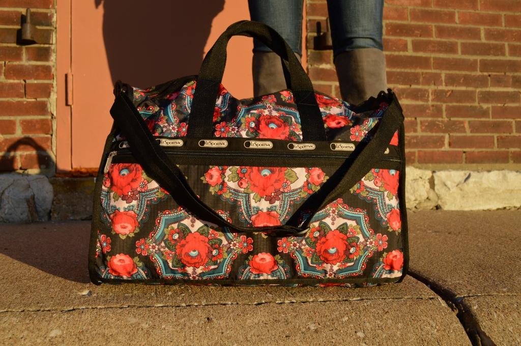 LeSportSac Travel Style - Weekender Bag (5)