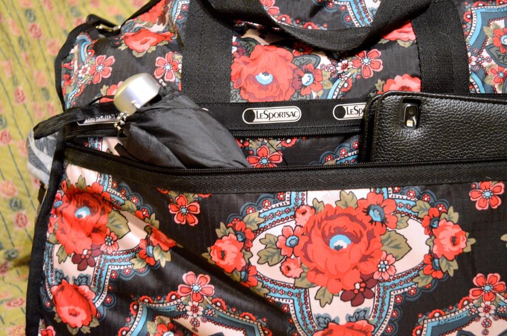 LeSportSac Travel Style - Weekender Bag (7)