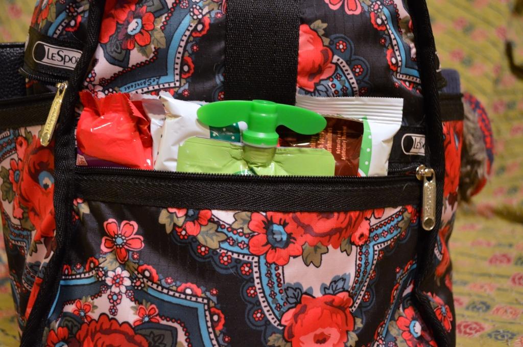 LeSportSac Travel Style - Weekender Bag (8)