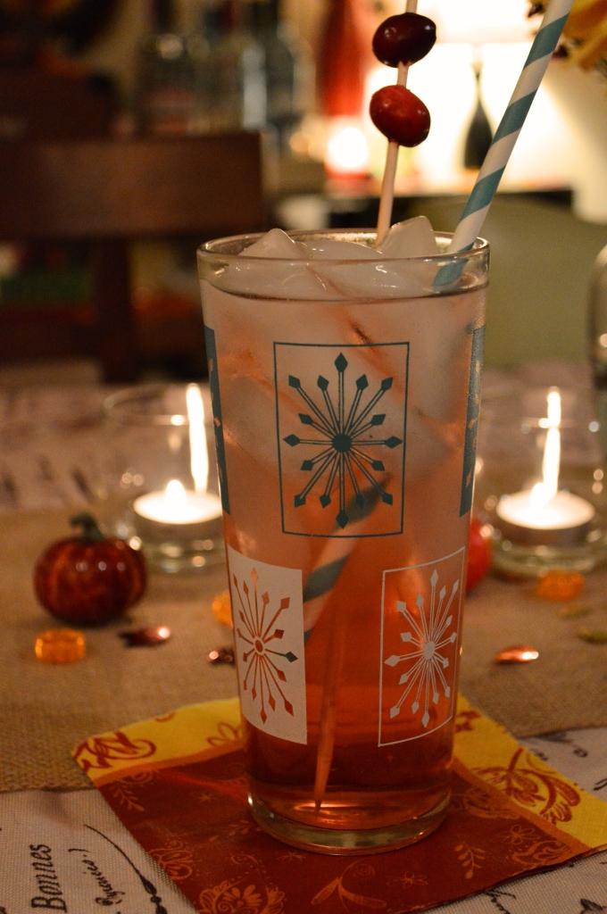 Thanksgiving Cocktail Recipe - Cranberry Apple - The Festive Cran-Apple Fizz (3)
