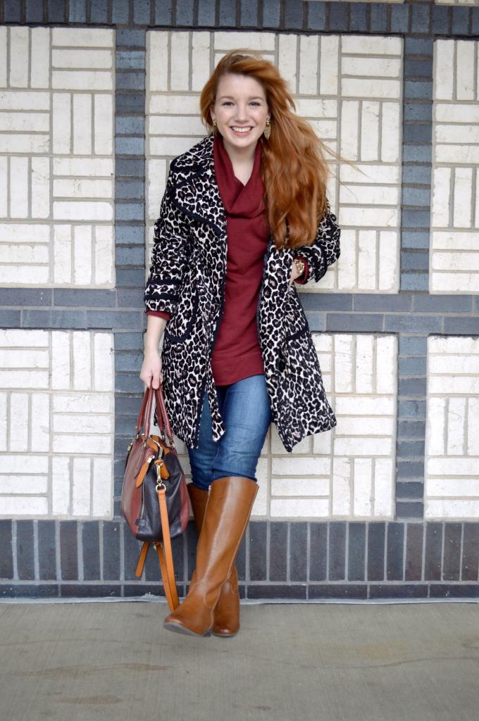 Leopard Print Coat (1)