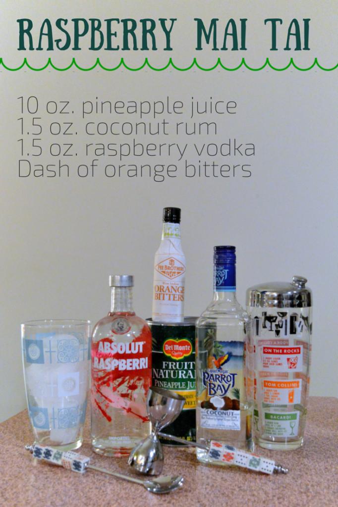 10 oz. pineapple juice1.5 oz. coconut