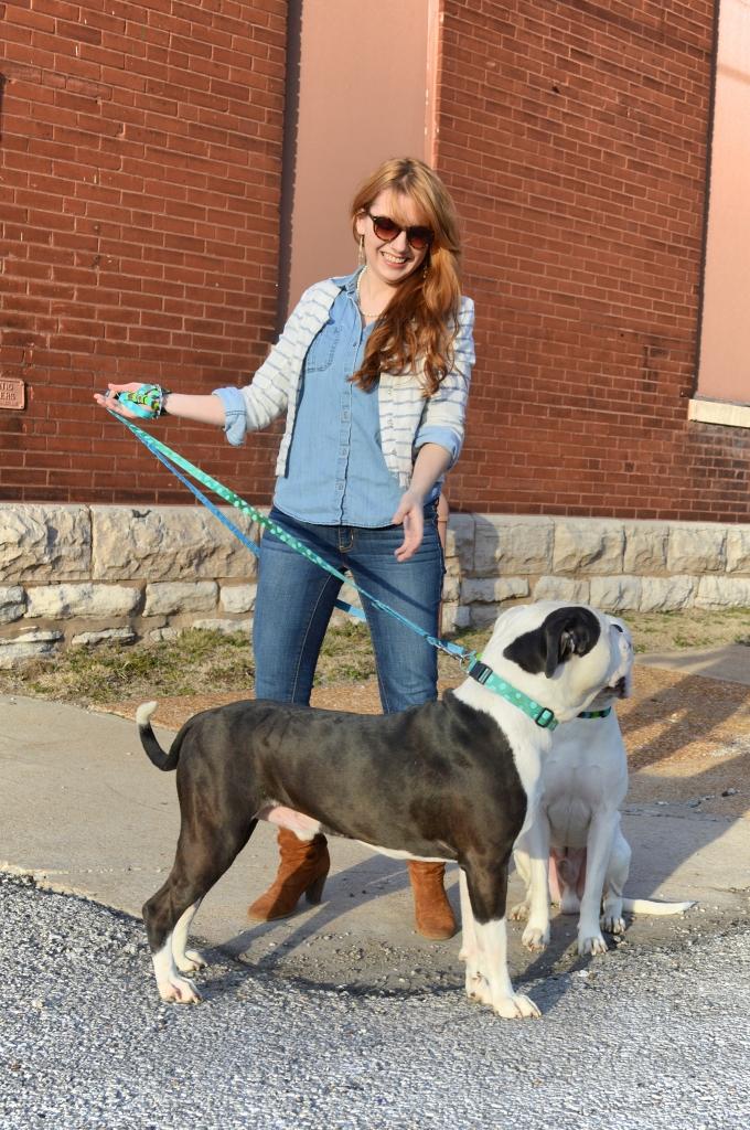Bulldogs and Denim Bloopers (3)