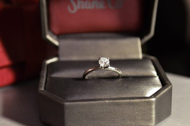 Wedding Wednesday | My Recycled Engagement Ring