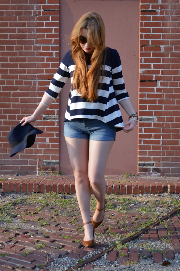 JORD Wood Watch with Shorts and Stripes (6)