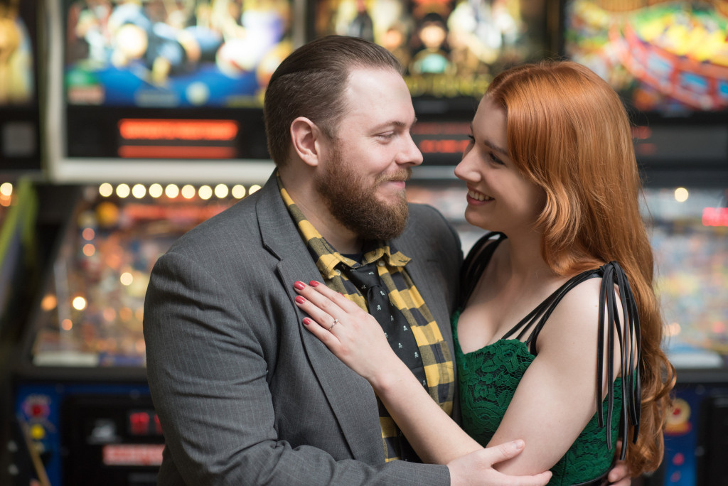 Oh Julia Ann - Retro Arcade Engagement Photos at Melt in St Louis - by Chameleon Imagery Lillian Peters  (5)