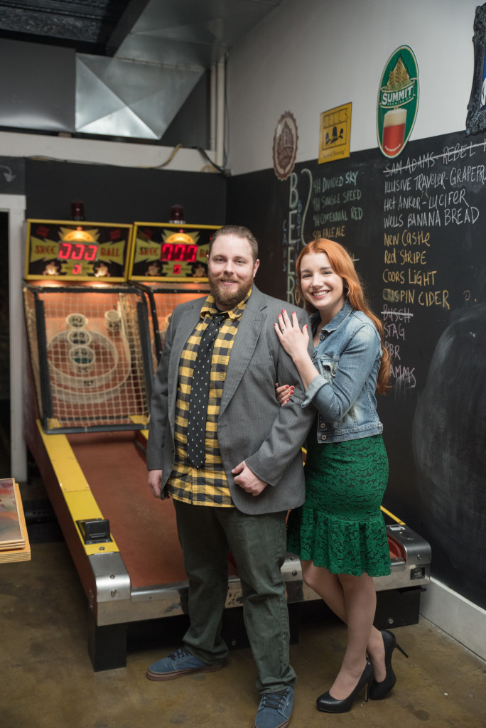 Oh Julia Ann - Retro Arcade Engagement Photos at Melt in St Louis - by Chameleon Imagery Lillian Peters  (9)