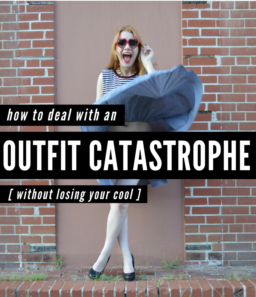 OUTFIT CATASTROPHE
