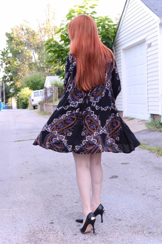 Claire Flowers Heels St Louis Outfit Free People Dress Shoes STL - OhJuliaAnn.com (6)