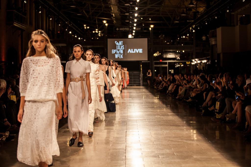 Saint Louis Fashion Week Fall 2015 // Favorite Looks