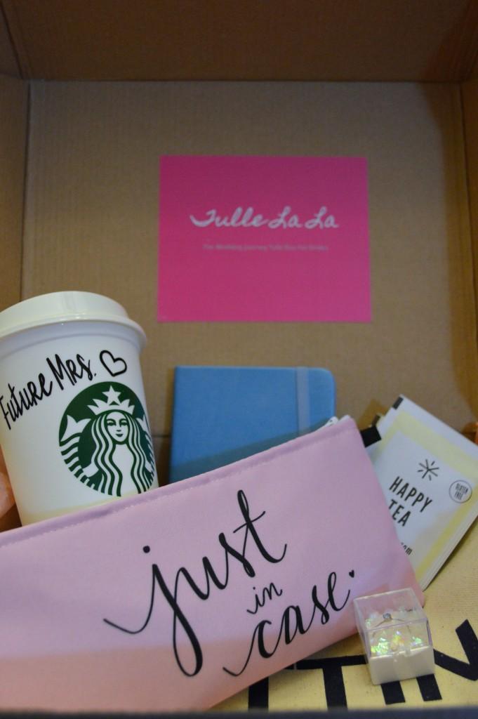 Tulle La La Box Review - Oh Julia Ann - Wedding (1)