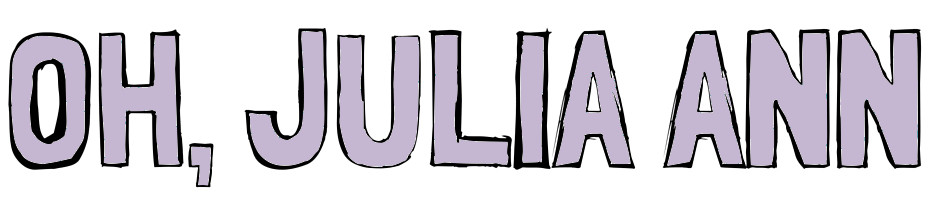 Oh, Julia Ann