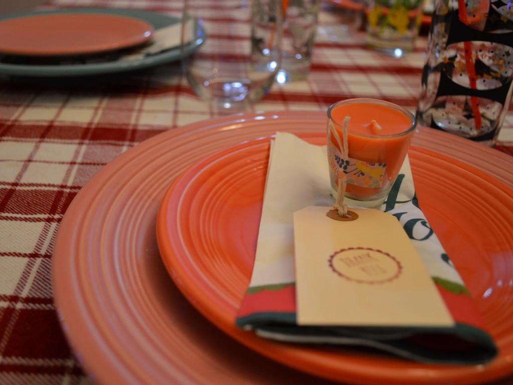 retro vinitage christmas dinner party table holiday decor - oh julia ann (1)