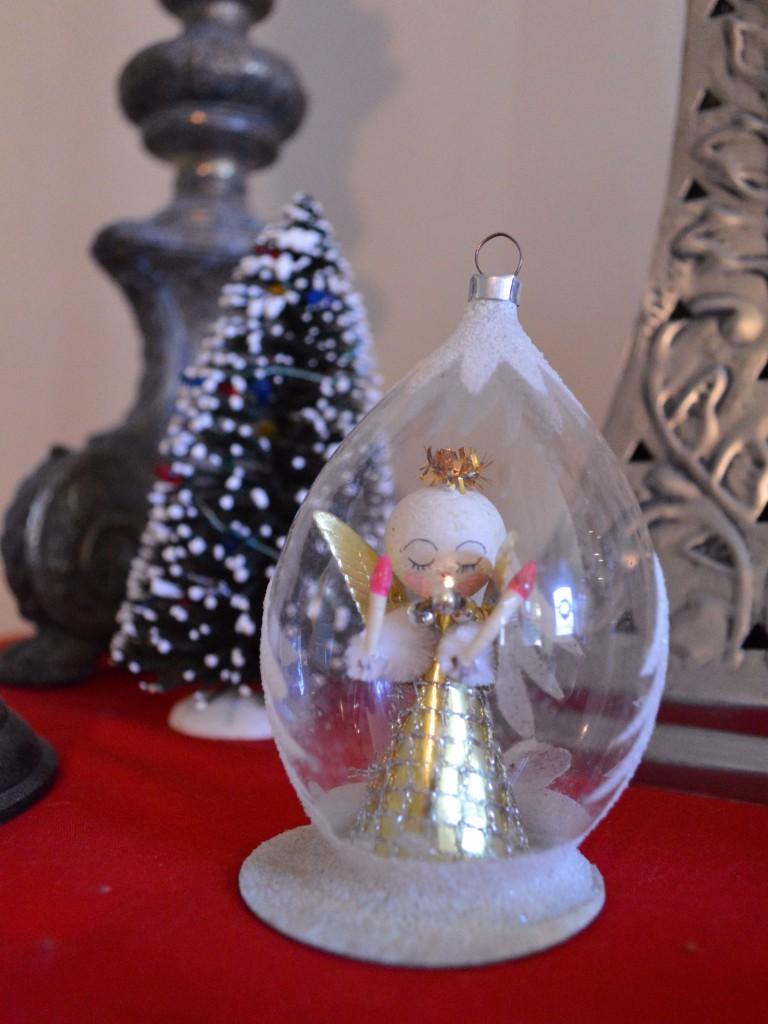 retro vinitage christmas dinner party table holiday decor - oh julia ann (7)