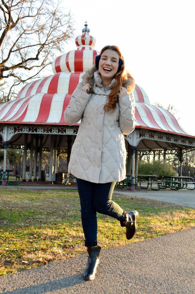 Gordmans Jessica Simpson Winter Coat Outfit Oh Julia Ann (2)