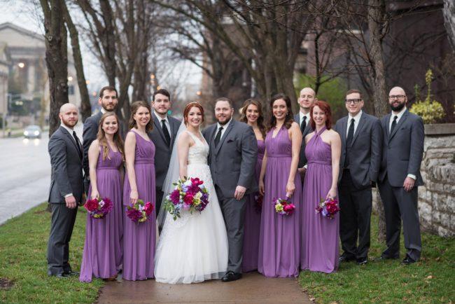 Wedding Wednesday: Our Wedding Portraits