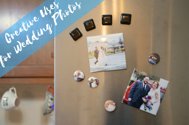 What do I do with my Wedding Photos? | 3 Creative Uses for Wedding Pictures