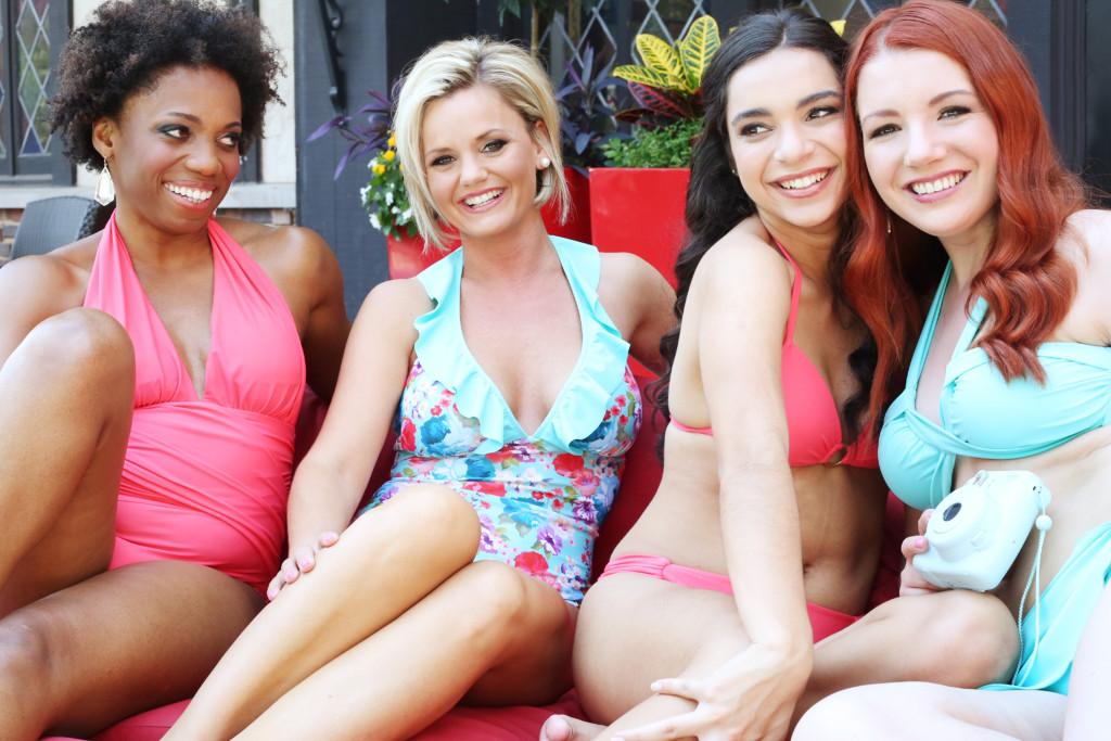 Lori Coulter Swimwear Blogger Photoshoot at The Cheshire in St Louis - Summer Bikini - Oh Julia Ann (3)