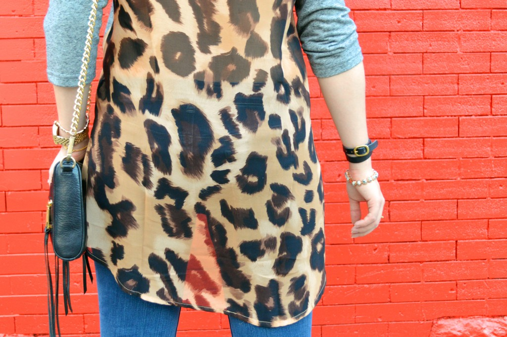 Leopard Soft Surroundings Shirt with Naturalzier Booties and Rebecca Minkoff Crossbody Purse - Summer Outfit by Oh Julia Ann (1)