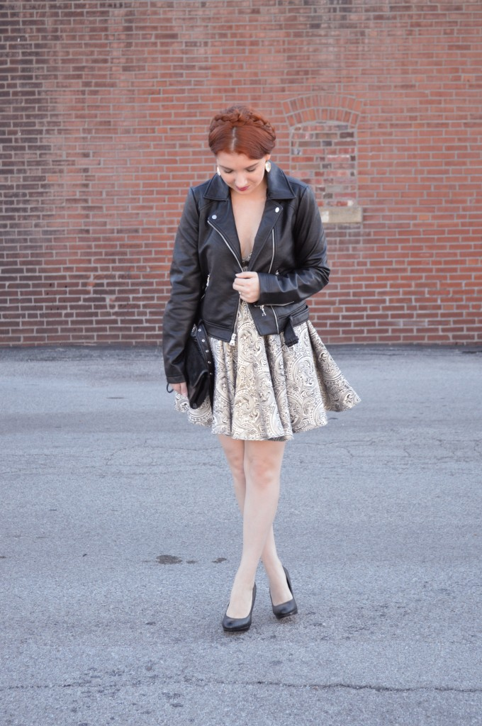 bachelorette-outfit-bebe-metallic-dress-with-express-moto-jacket-and-heidi-braids-outfit-by-oh-julia-ann-5