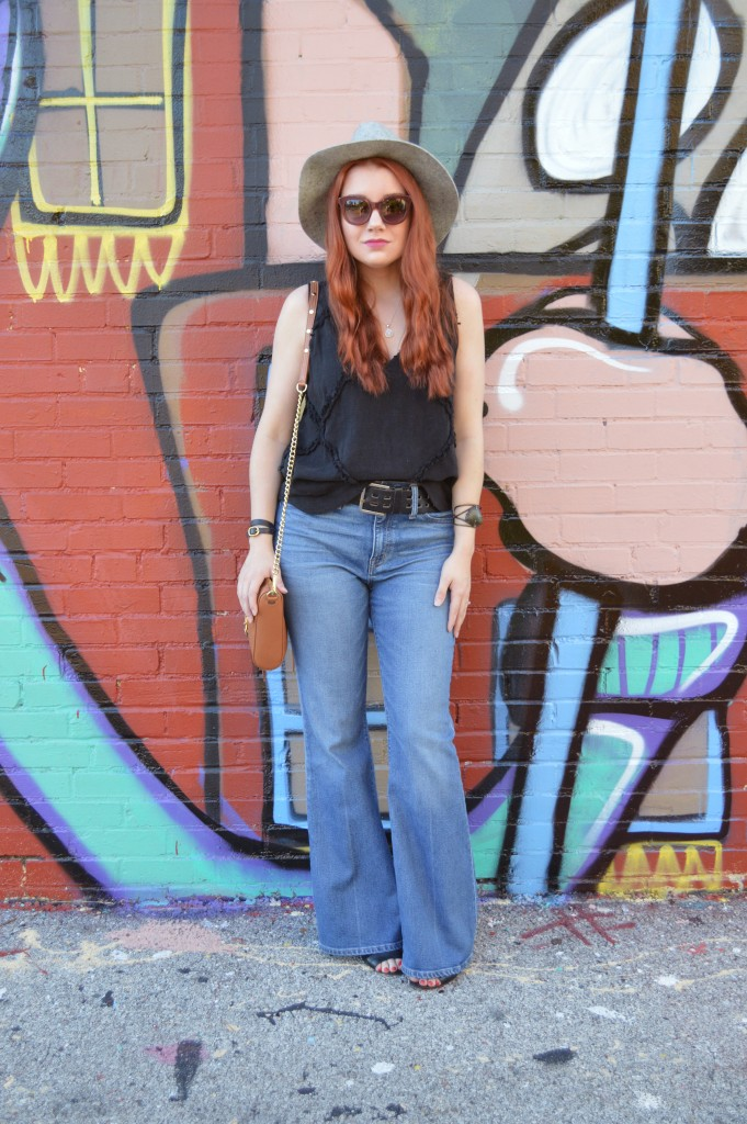 black-anthropologie-tank-with-madewell-flares-and-target-hat-ouutfit-by-oh-jullia-ann-2