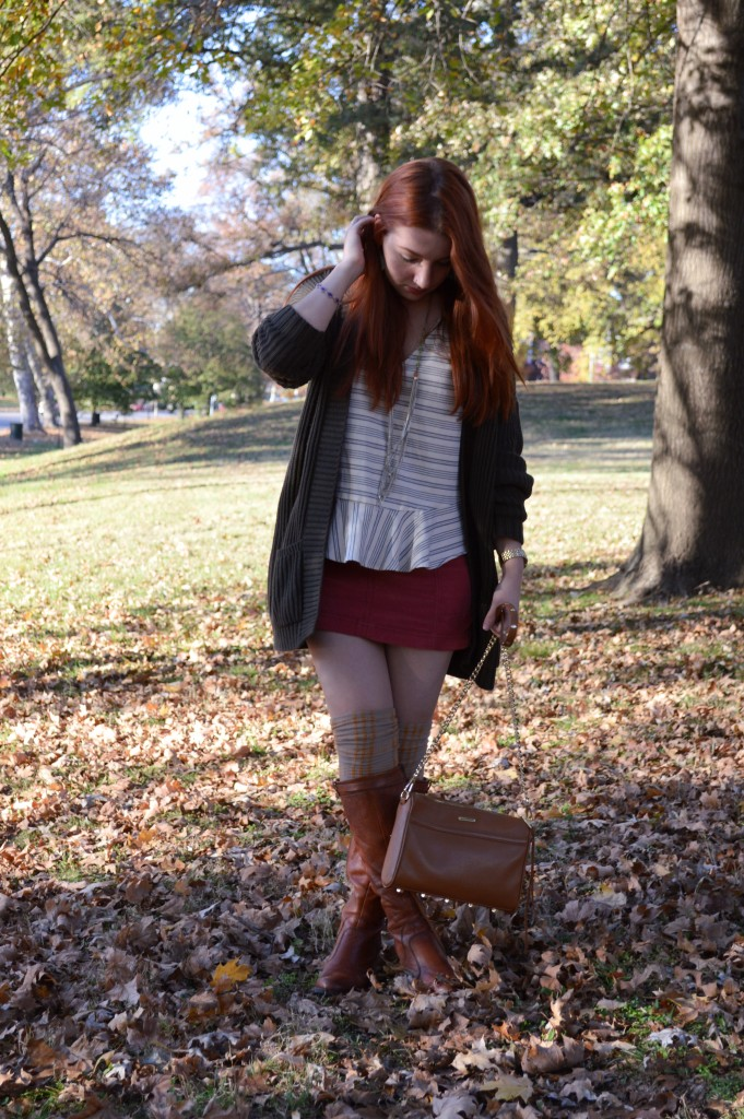 fall-outfit-cord-skirt-with-thigh-high-socks-and-peplum-blouse-free-people-and-anthropologie-oh-julia-ann-4