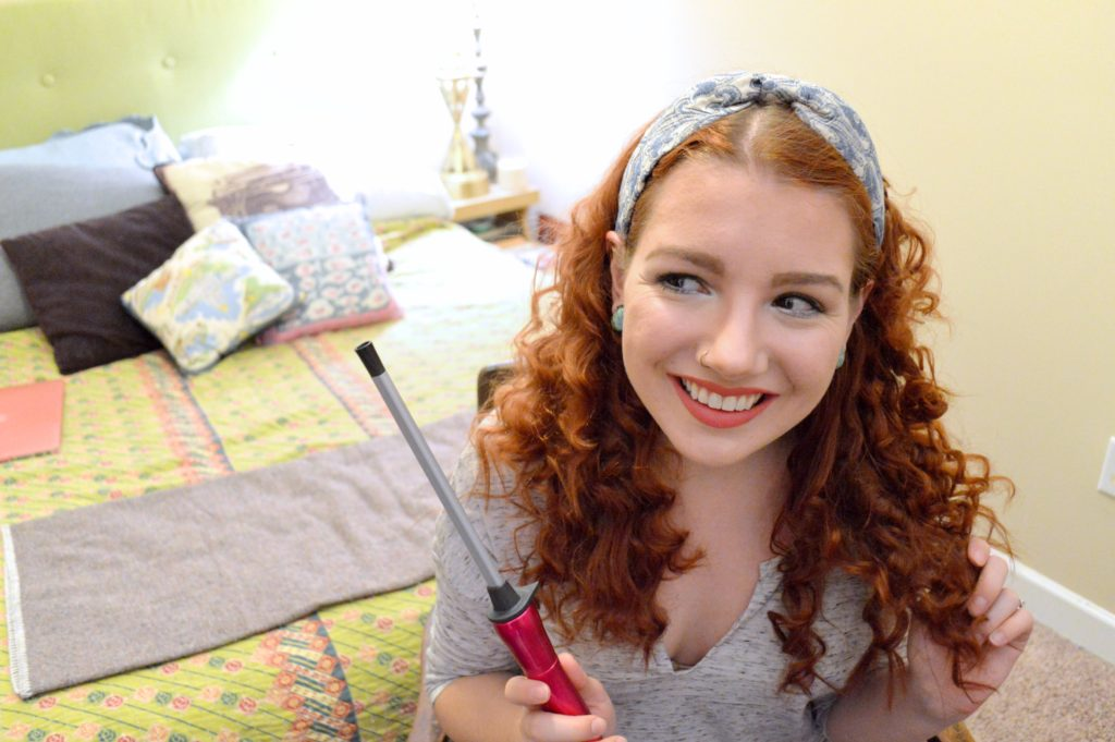 Hello, Curls! | Lee Stafford CHopStick Styler Review + Giveaway!