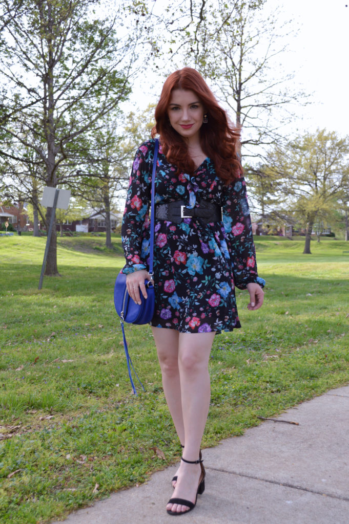 Pairing Spring Colors with Black