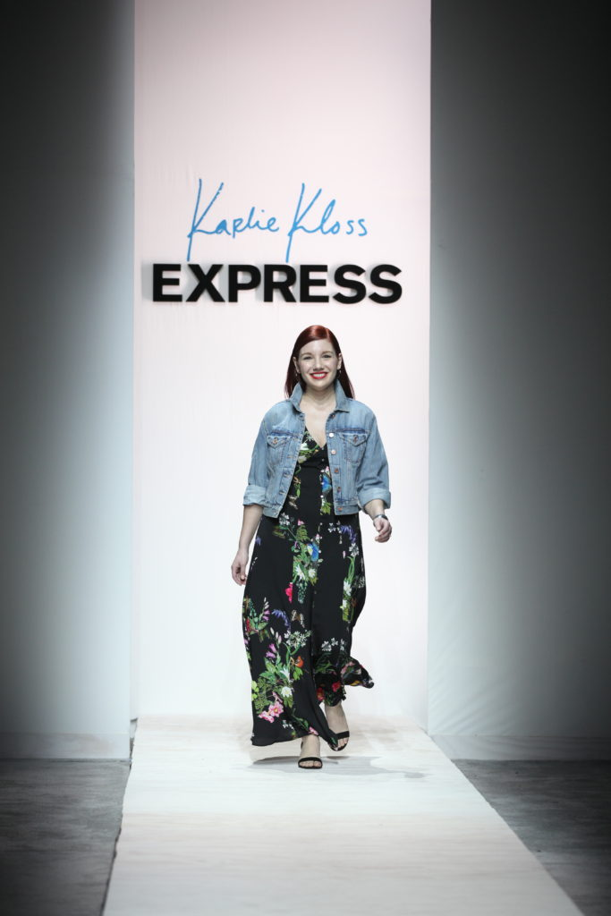 Express Fashion Show St Louis