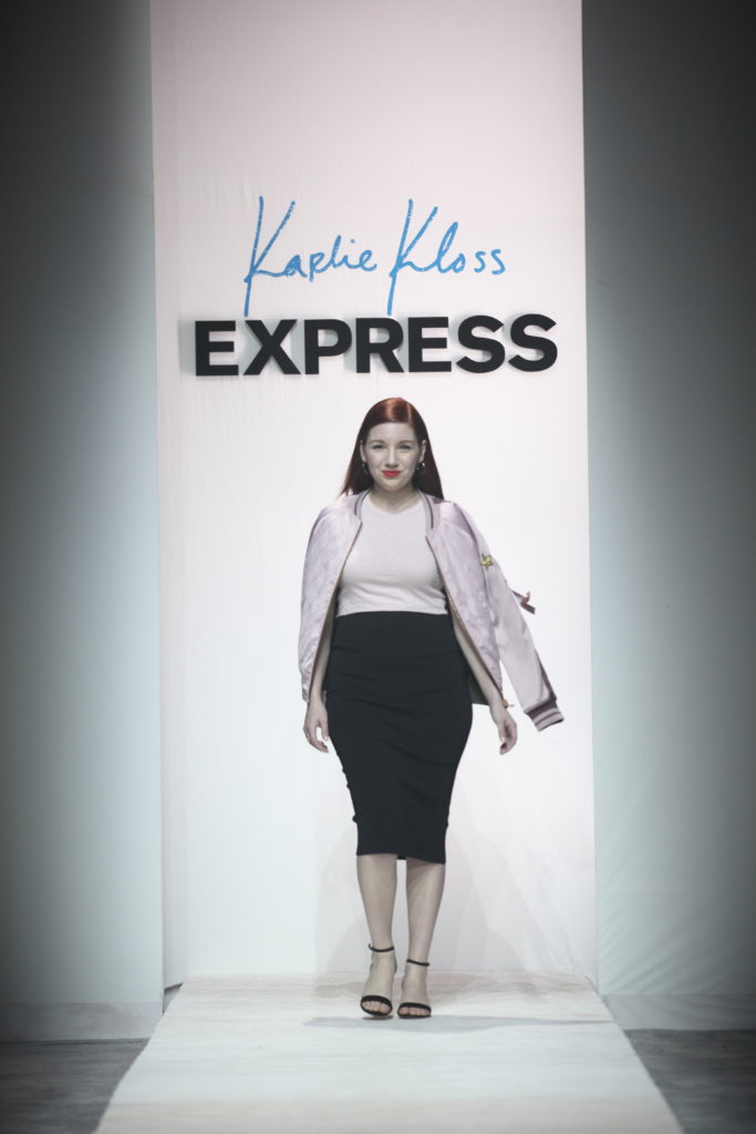 My Weekend as a Runway Model with Karlie Kloss + Express