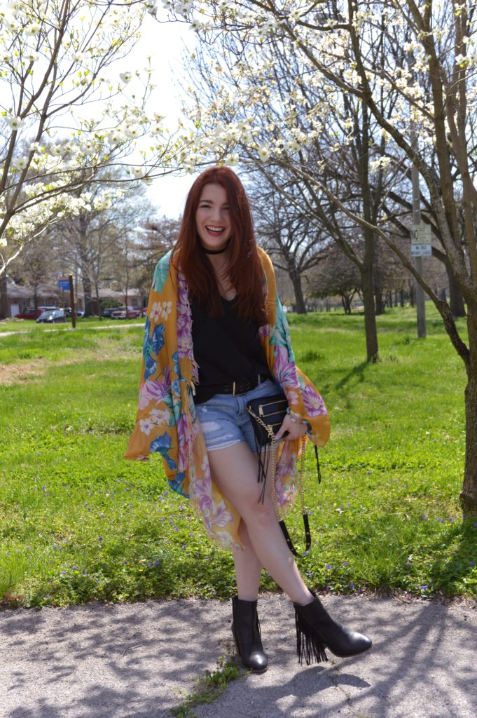 A Spring Outfit and a Rant About Hating Spring