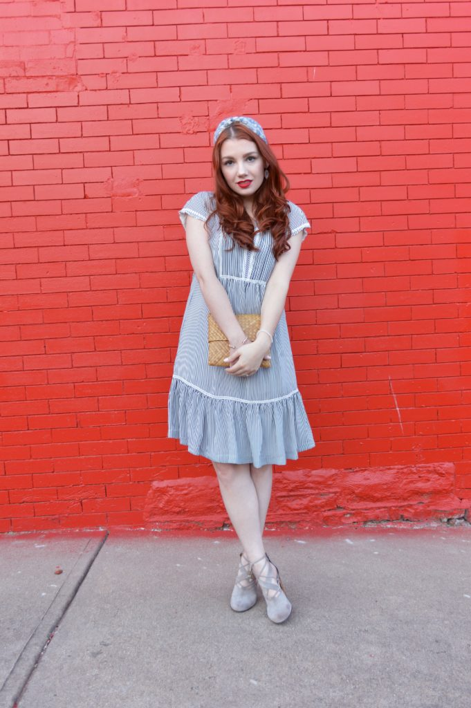 Goodbye Sleeves, Hello Better Dress