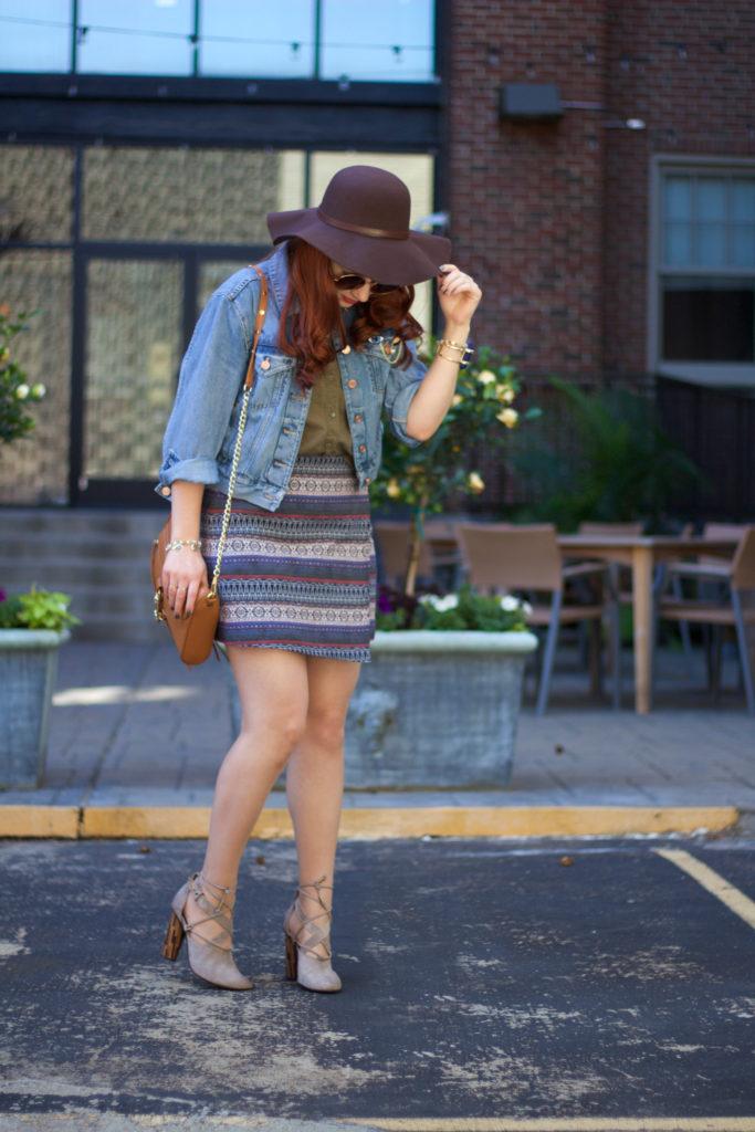 9 Ways to Wear a Denim Jacket