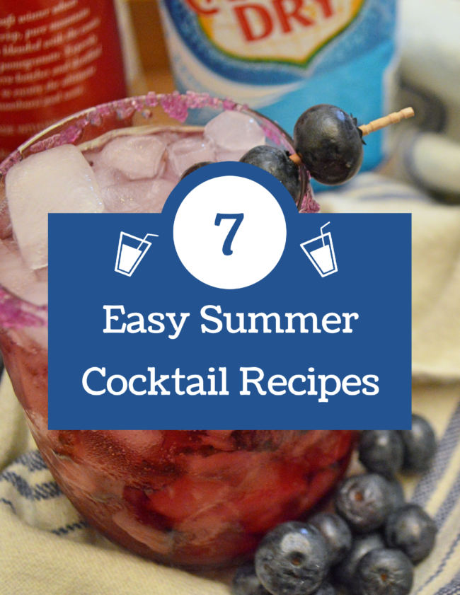 7 Easy Summer Cocktails You Can Make Tonight
