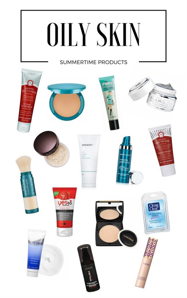 Goodbye, Shine!   My Summertime Oily Skin Routine